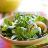 Mâche and Vidalia Onion Salad